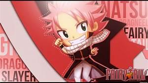 Fairy Tail Natsu Chibi wallpaper - 998693
