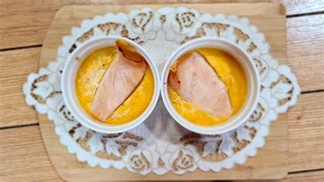 Sufle me proshutë e kaçkavall - Receta nga Florenca Reçi ...