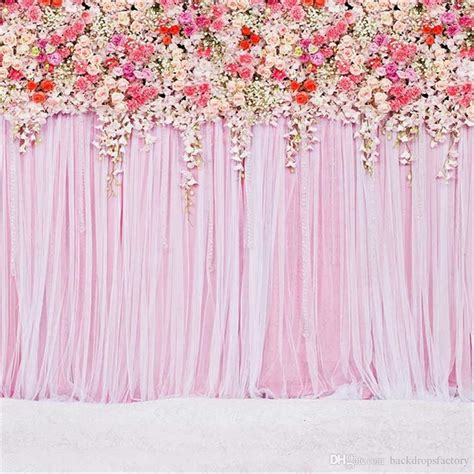 and yellow curtains 2018 10 ft pink curtain wall wedding backdrop colorful