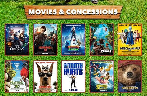 Summer Kid Series  Carmike Cinema 7, Chambersburg Mall