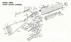 Marlin Model 1889 Parts Diagram