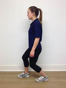 Soleus Calf Muscle Stretch - G4 Physiotherapy & Fitness