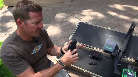 How To Adjust Crimson Trace Laser Sights - Chris Cerino ...