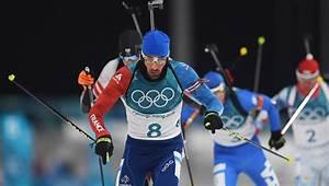 master fourcade completes historic biathlon pursuit