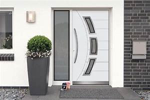 Eingangstüren Aus Kunststoff : eingangst ren modern wei ~ Articles-book.com Haus und Dekorationen