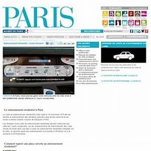Carte Stationnement Paris : style pearltrees ~ Maxctalentgroup.com Avis de Voitures