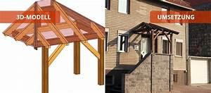 Haustür Vordach Selber Bauen : vordach holzbaus tze individuell und zum selber aufbauen ~ Watch28wear.com Haus und Dekorationen