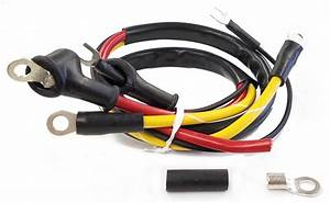 Porsche Generator To Regulator Harness
