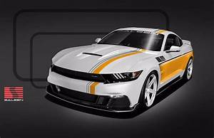 The 730-HP Anniversary Edition Saleen Mustang Is Proof There Is a God - Maxim