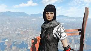 Faith Connors - Mirror's Edge - Fallout 4 Mod, Cheat | FO4