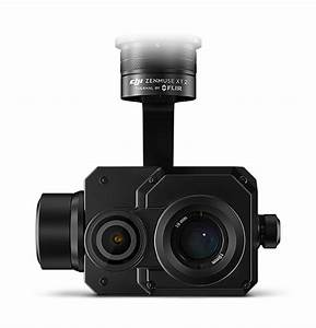 Support For Dji Zenmuse Xt2 With Thermal By Flir