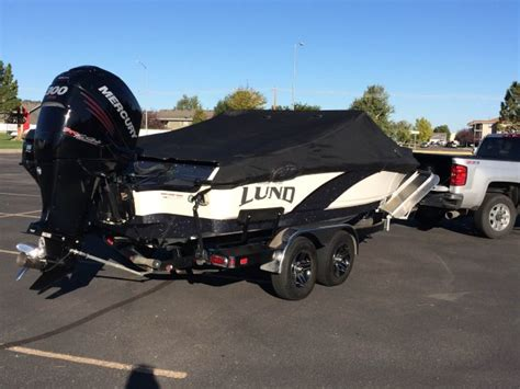 Lund Boats Premium Travel Cover by Used Muskie Boats For Sale Classified Ads