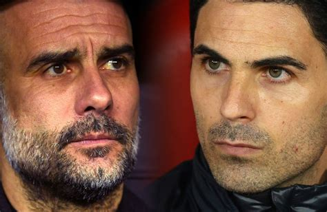 When is Man City vs Arsenal? Premier League kick-off time ...