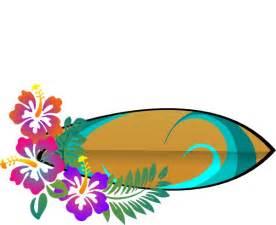 Hawaiian Luau Borders Clip Art Free