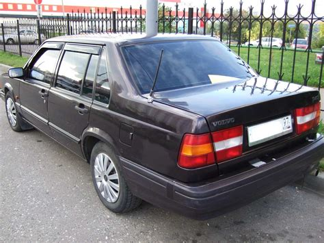 manual cars for sale 1995 volvo 940 security system 1996 volvo 940 pictures 2 3l gasoline ff manual for sale