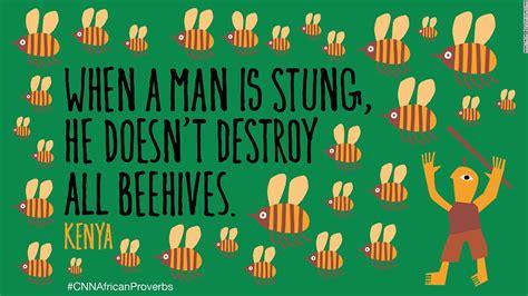 inspiring african proverbs