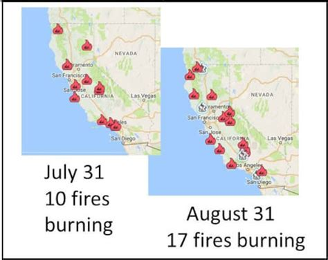 stay   keeping   california wildfires