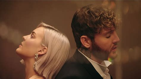 Anne-marie And James Arthur Drop 'rewrite The Stars