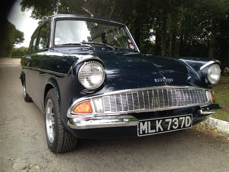 1959 Ford Anglia From Harry Potter