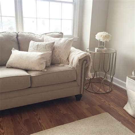 paint colors for beige furniture cozy living room warm beige and whites paint color calico sherwin williams milari sofa