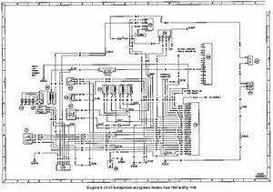 Efi Fuel Injection And Ignition Circuit For Ford Sierra