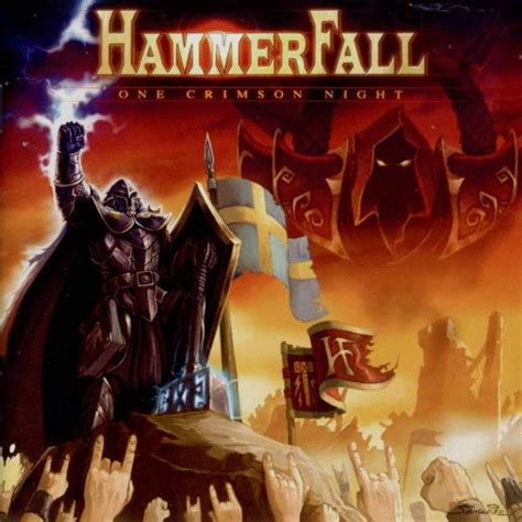 hammerfall  crimson night reviews encyclopaedia