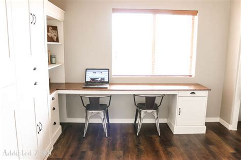 murphy beds with desk diy modern farmhouse murphy bed how to build the desk