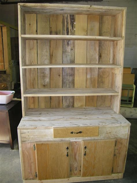primitive pallet cabinet built   brother