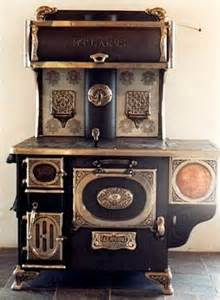 Electric Antique Cook Stoves