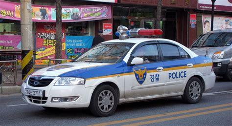 Renault Samsung South Korea Police Car