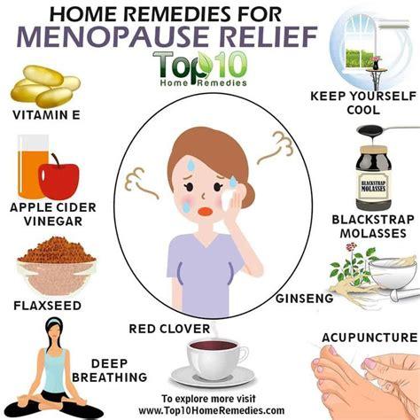 Pin on Menopause remedies