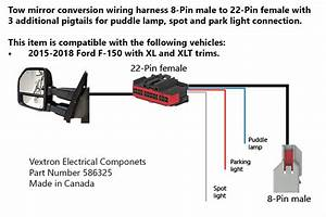 Ford F 150 Trailer Wiring Harnes