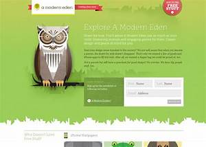 25 Awesome Examples of Illustration in Web Design