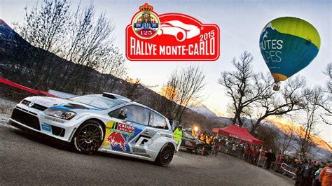 rallye monte carlo calendar wrc