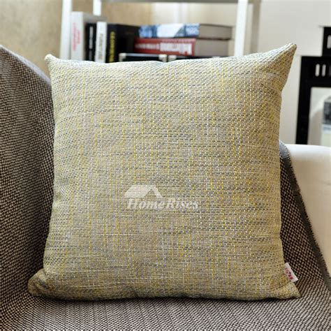 Decorative Pillows For by Decorative Pillows For Bed Square Linen Cheap On