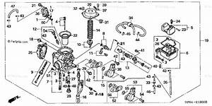 28 Honda Foreman 450 Carburetor Diagram