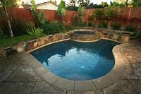 pools for small backyards Beautiful small pools for your backyard