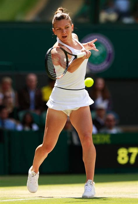 Simona Halep Live Stream - TennisFans.TV