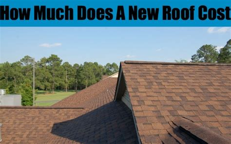how much is a new roof smalltowndjs