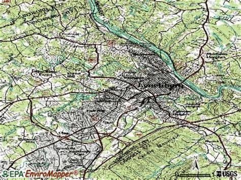 lynchburg virginia offender map is lynchburg virginia va 24501 profile population maps