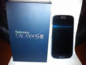 Samsung Galaxy S3 Blue Box | www.imgkid.com - The Image ...