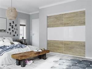 Prix D Une Porte De Chambre : porte de placard coulissante sur mesure pas ch re ~ Premium-room.com Idées de Décoration