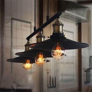 Modern Dining Pendant Lights Retro Hanging Ceiling Light Vintage Industrial Pendant