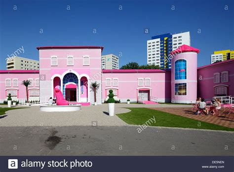 Berlin, Germany, The Barbie Dream House Experience At