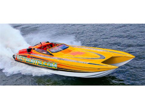 Nortech Boats Canada by 2008 Nor Tech 50 Supercat Roadster Powerboat For Sale In