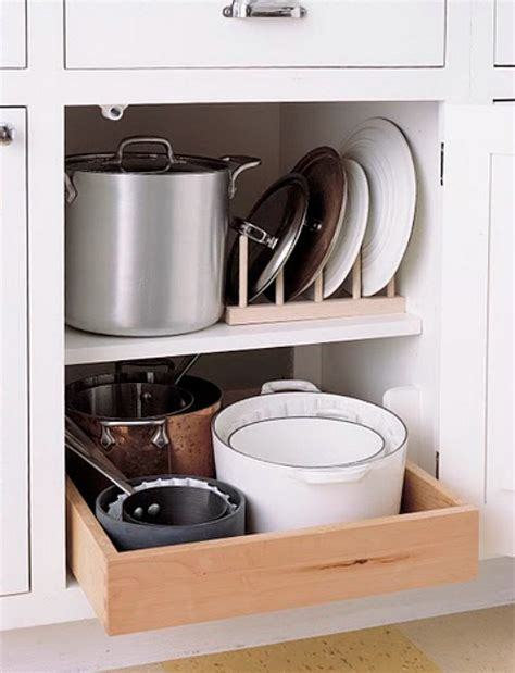 organizing pots and pans in a small kitchen tips for organizing pots and pans recipe pocket change 9868
