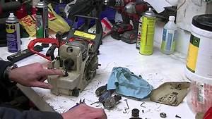 Stihl 025 Chainsaw Repair  - Part 1
