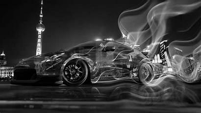 Drift Jdm Nissan Wallpapers Smoke 370z Crystal