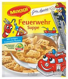 Maggi Würzmischung 1 : maggi feuerwehr suppe instantsuppe 53g online kaufen ~ Lizthompson.info Haus und Dekorationen