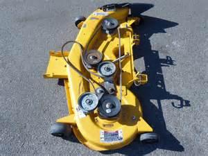 cub cadet lt1045 lawn tractor 46 quot mower deck 983 04172